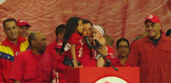 Chavez and babies2
