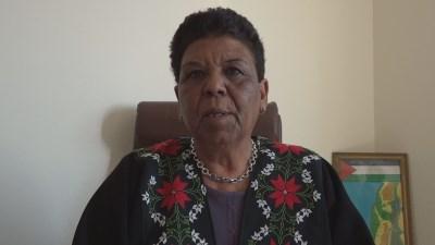 Dr Mariam Abu Daqqa, PFLP spokeswoman