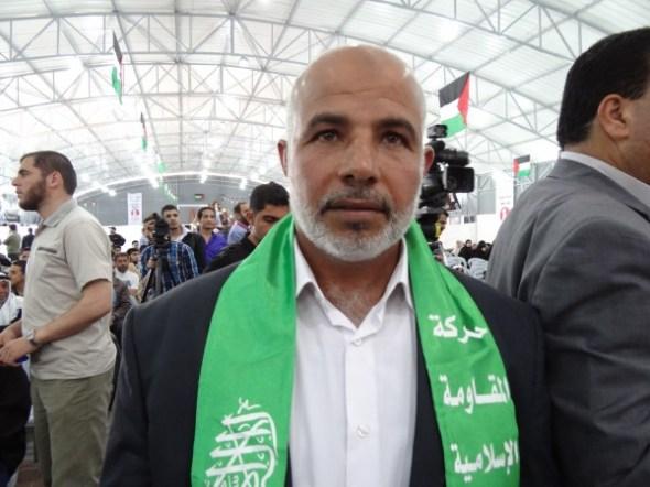 Tawfiq Abu Naim at Soraya