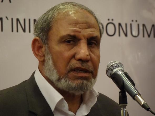 Dr Mahmoud Zahar