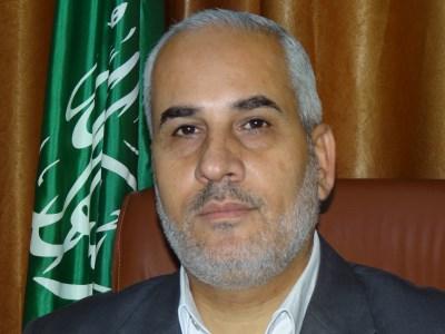 Fawzi Barhoum, Hamas spokesperson (400 x300)