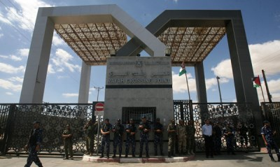 No guarantee to open Rafah Crossing or lift the crippling siege